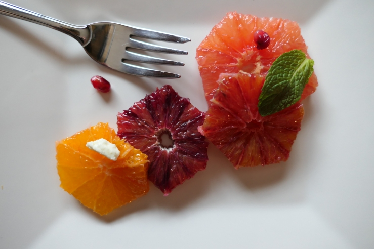 Five Spice Citrus Salad - Slice of Honey Blog